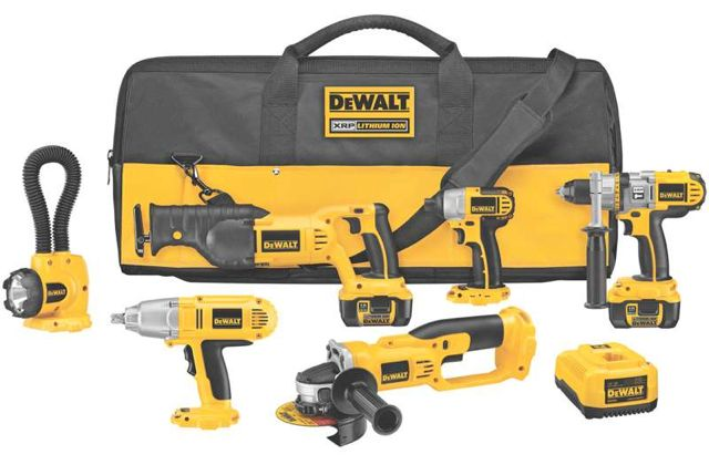 Power Tool Finance Program