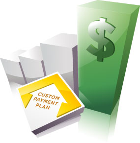 Customer Finance Monthly Payment Plan