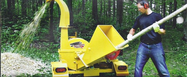 Wood Chipper Finance Program