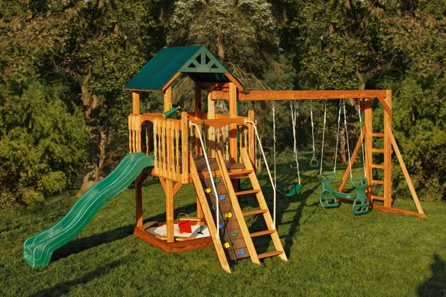 Playground Equipment Finance Program