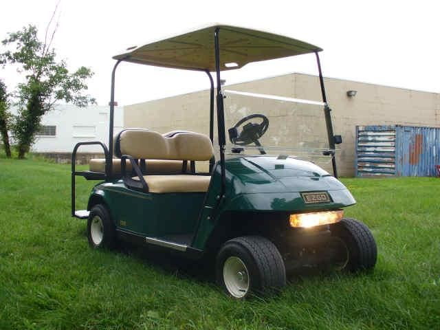 Powered Golf Cart Finance Program