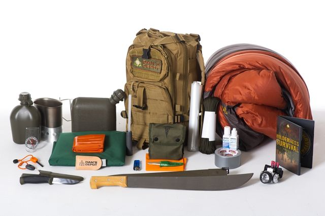 Outdoor Survival Gear Finance Program