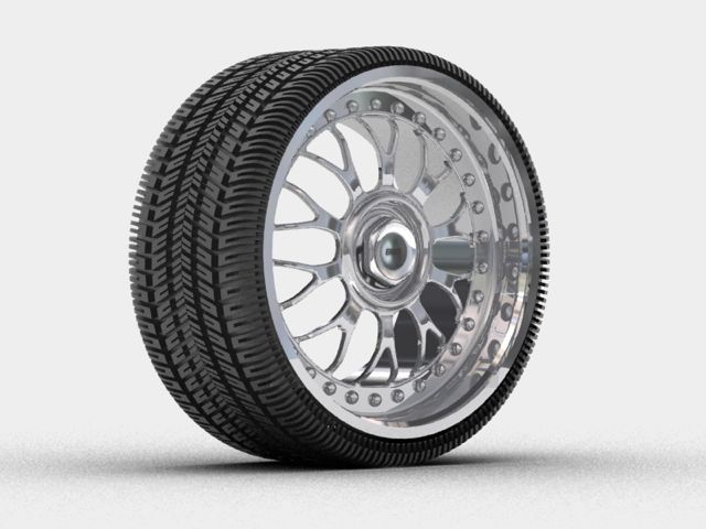 Rim and Tire Financing