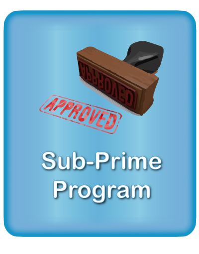 Sub-Prime Customer Financing