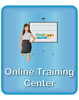 Online Training Center Consumer Finance